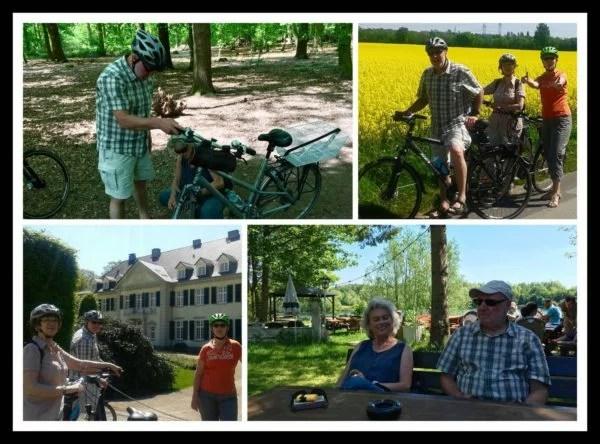 Unsere Fahrradtour am Muttertag