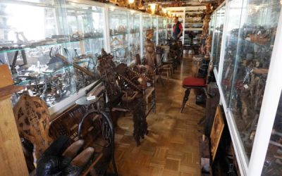Besuch im Hobelmuseum von Gerhard Schmitz
