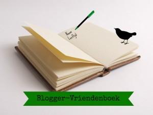 bloggervriendenboek