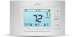 Emerson Sensi wifi thermostat without a c-wire