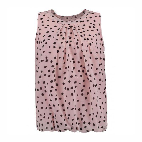 HAILYS Damen Bluse Top Dotty rose Art.Nr. JY-HAILYS Damen Bluse Top DOTTY Art.Nr. JY-1701063