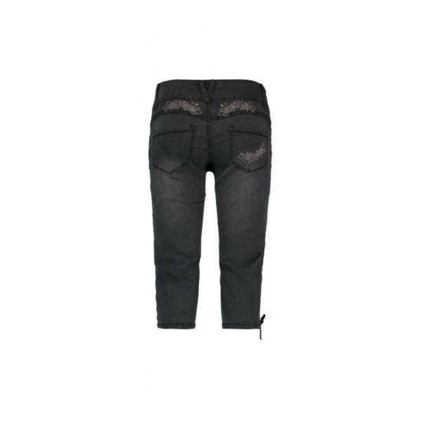 hailys_damen_dirndl_capri_jeans_sussi_black_hinten