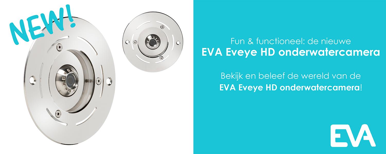 EVA Eveye onderwatercamera