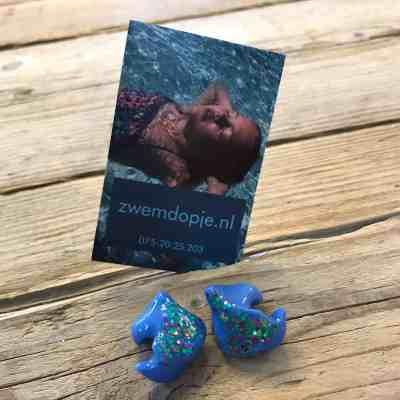 Zwemstukjes van zwemdopje.nl