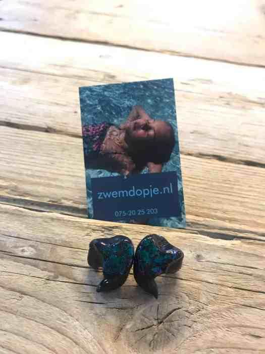 oordop zwemmen