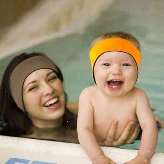 hoofdband om mee te zwemmen