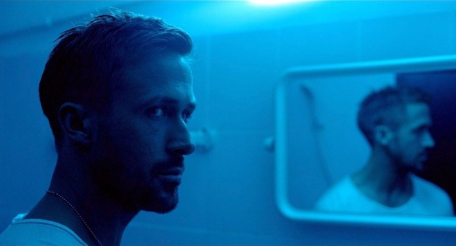 "Ryan Gosling in ""only god forgives"""