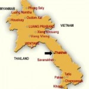 Laos, The Loop