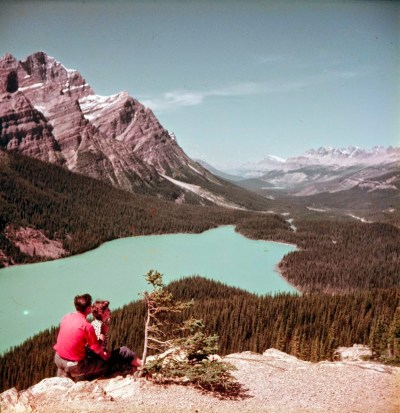 Banff, Canada in the 1950s (4)