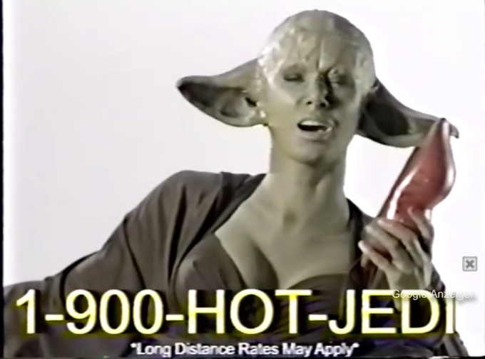 Star Wars Sex Hotline
