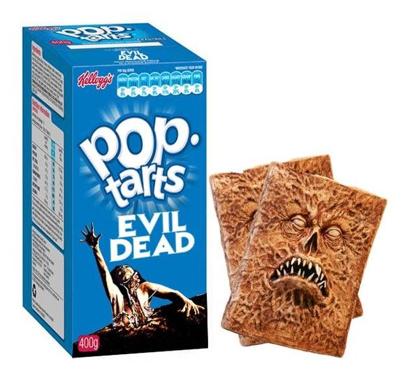 necronomicon pop-tarts