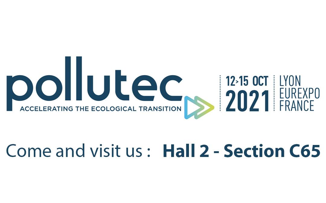Zweva Environment on Pollutec 2021 Lyon France