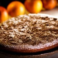 ciasto z pomarańczy i migdałów