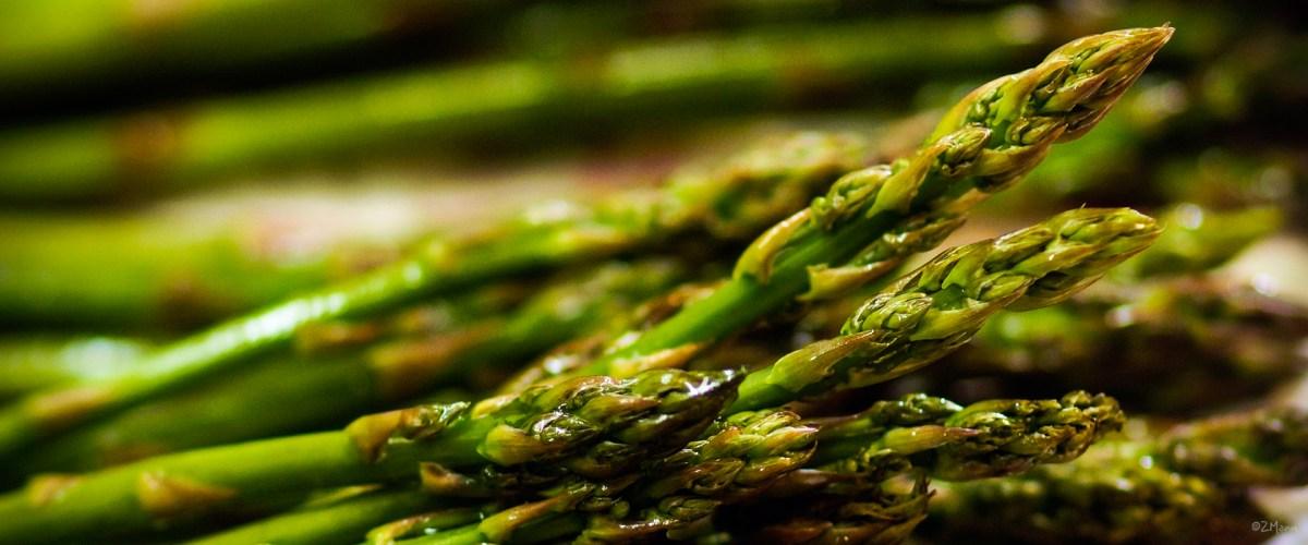 szparagi zielone, ulubione