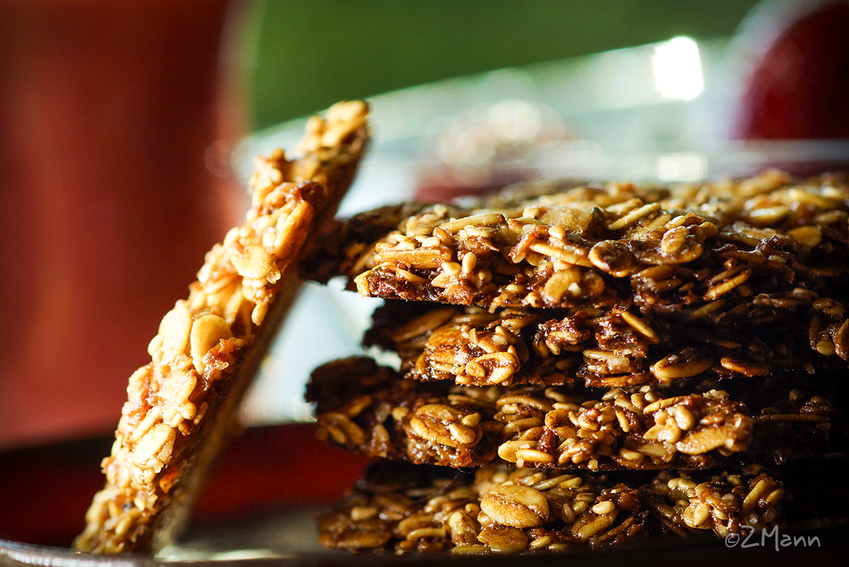 z widokiem na stół   |   śniadania pierwsze i drugie - kokosowe crispy