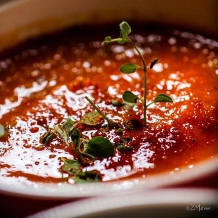 z widokiem na stół | jesienne zupy