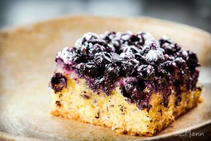 z widokiem na stół   bezglutenowe ciasto z owocami