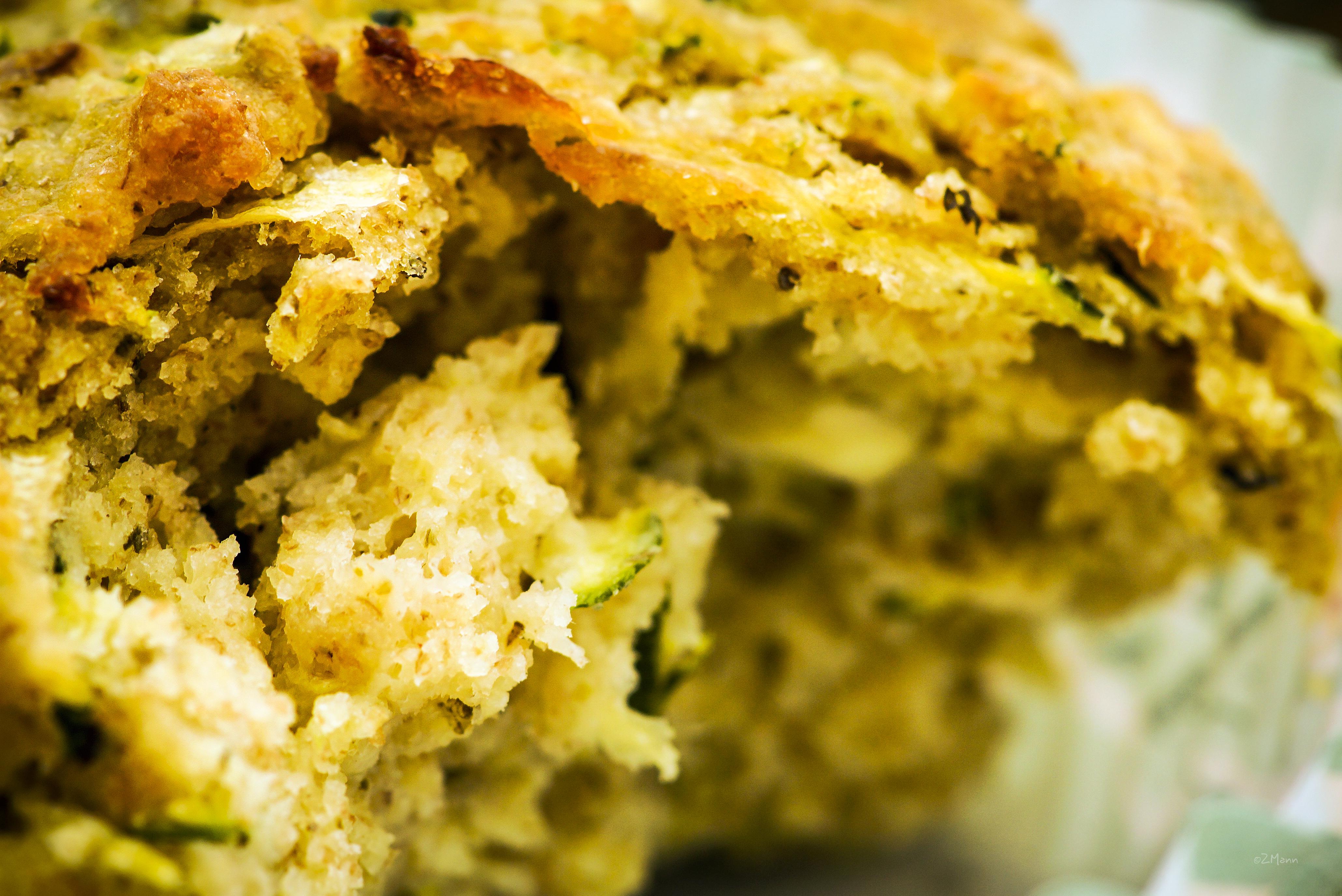z widokiem na stół | wytrawne muffiny z pesto