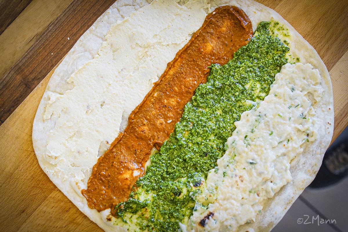 z widokiem na stół   kuchnia Bliskiego Wschodu
