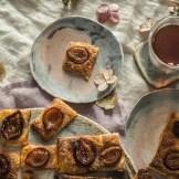 z widokiem na stół | test gotowego ciasta francuskiego