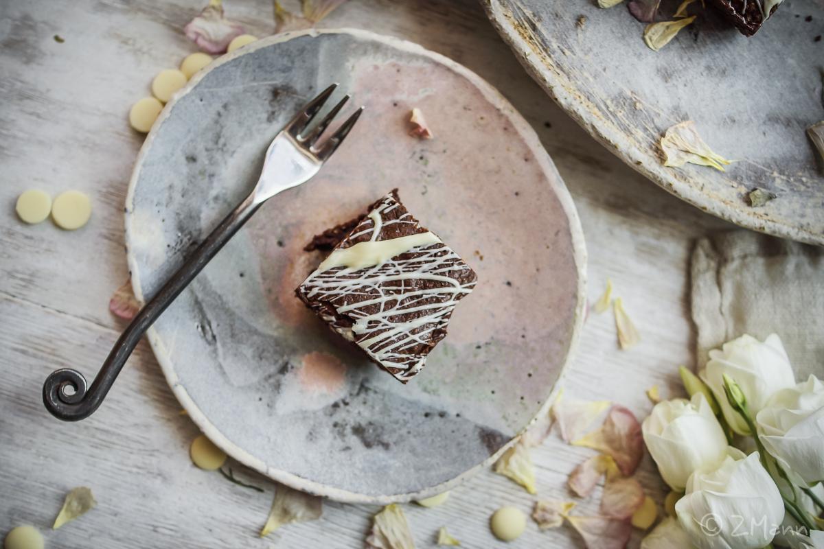 z widokiem na stół | brownie bez mąki, szybkie i pyszne!