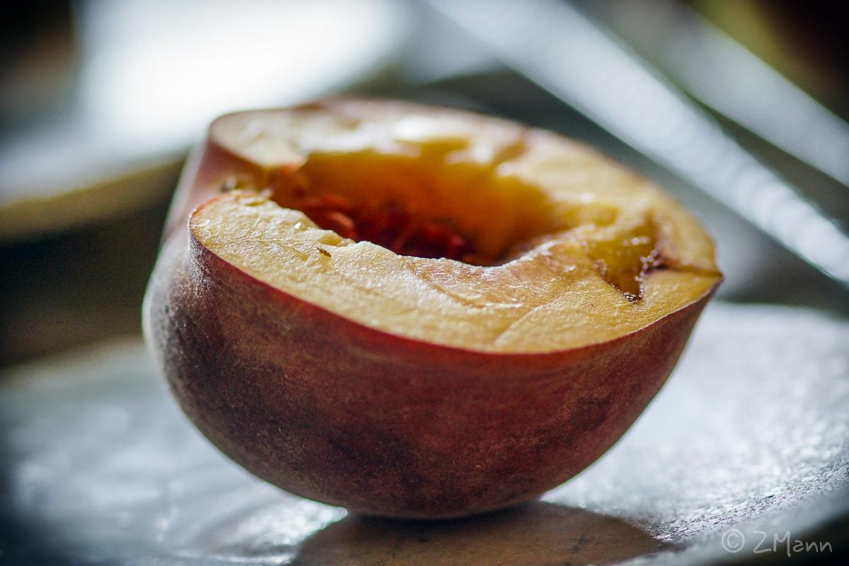 z widokiem na stół | muffiny prosto z sadu . baaardzo owocowe