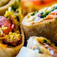 kuchnia Bliskiego Wschodu . mezze, hummus i najlepszy street food.