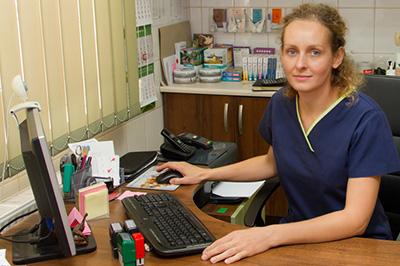 lek. wet. Jolanta Witek-Szymańska