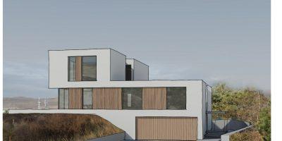 moderne verbouw villa duinen zandvoort architect