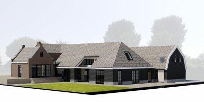 verbouw boerderij amsterdam architect amstelland 5