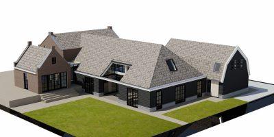 verbouw boerderij amsterdam architect amstelland 6