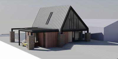 villa kavel wijdemeren architect