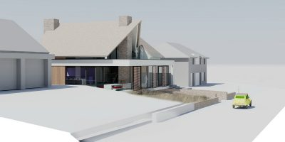 villa zandvoort architect moderne duinvilla 6