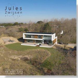 Informatiefolder Architectenbureau Jules Zwijsen