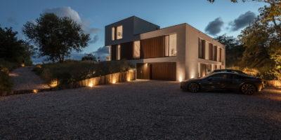 architect moderne villa woning nieuwbouw kavel bouwgrond verbouw