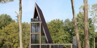 bosvilla architect bouwgrond de erven kavel muiden krijgsman moderne villa_resize