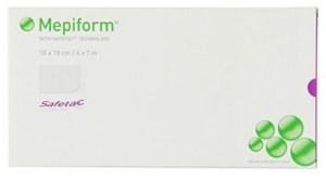 Mepiform Silicone Sheets