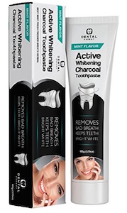 Dental Expert Activated Charcoal Whitening Toothpaste