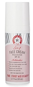 First Aid Beauty 5-in-1 Face Cream with SPF 30