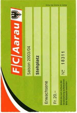 Ticket-Aarau-2003-04