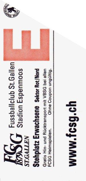 Ticket-FCSG