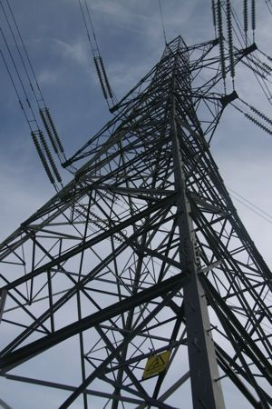 British Electricity Pylon