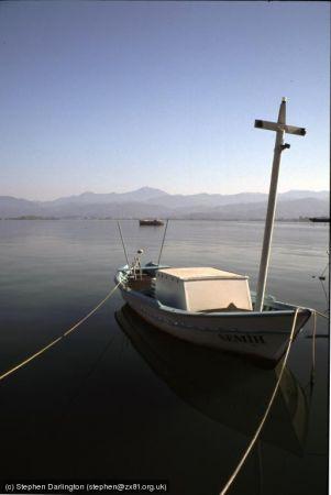 Early morning in Fethiye.