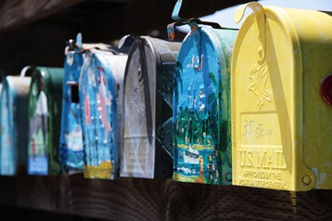 California Mailboxes