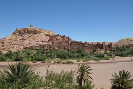 Ait Ben Haddou Maroko