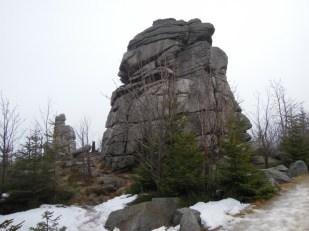 Kamienie na trasie