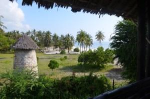 Kenia widok z okna