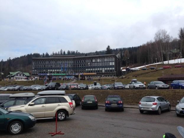 Jańskie Łaźnie narty