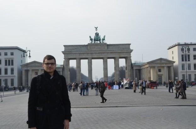 Berlin Brama Bradenderburska