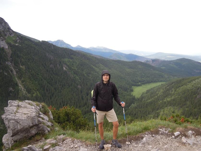 W drodze na Giewont Tatry